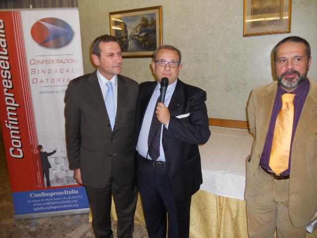 Pres. Mario Abbruzzese - Pres. D'Amico