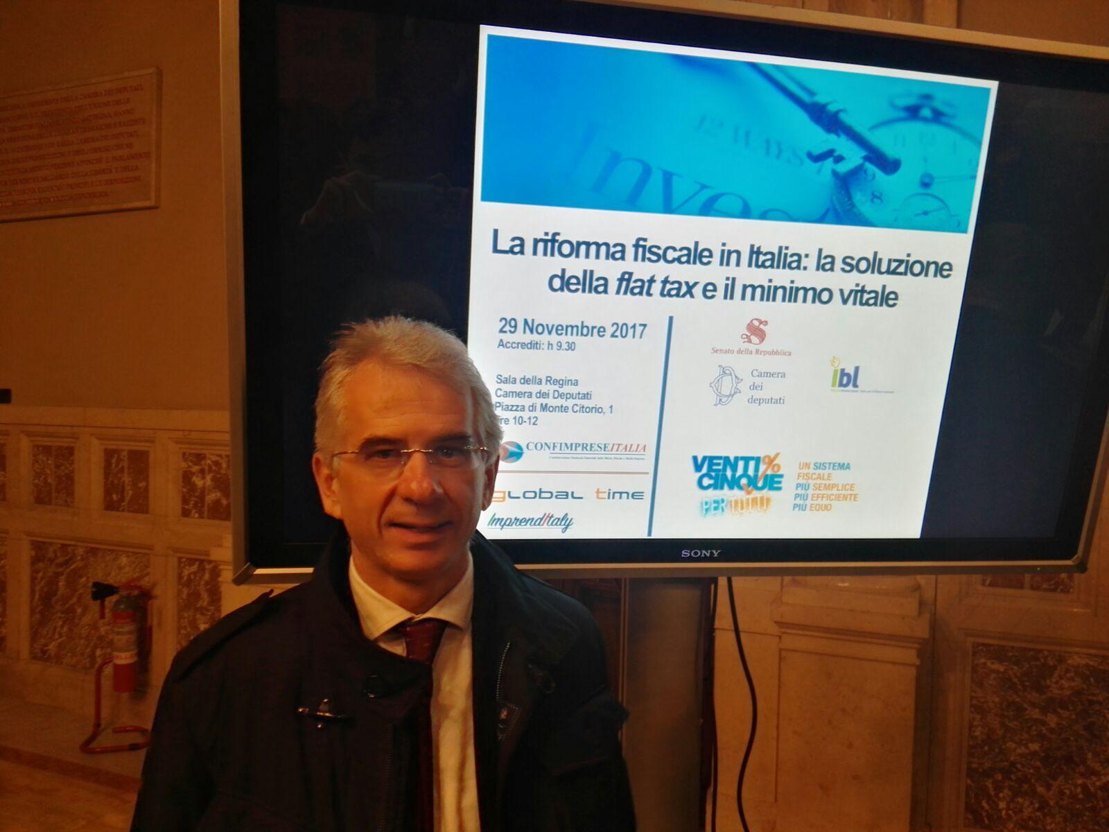 Ferri-La Riforma Fiscale in Italia